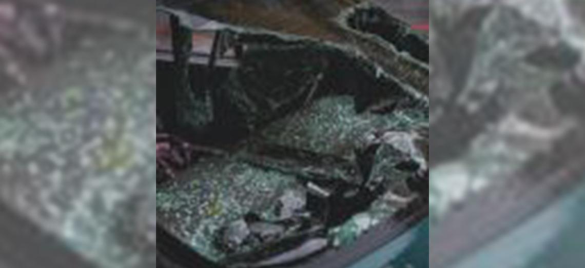 Autovandalisme bovengemiddeld in Zuid-Holland