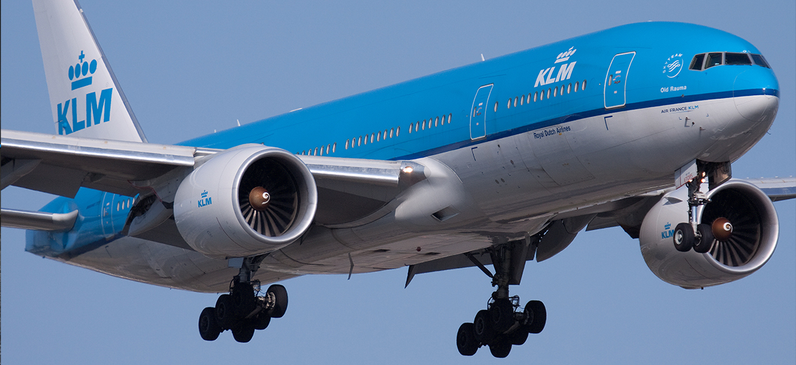 Historie van KLM Open