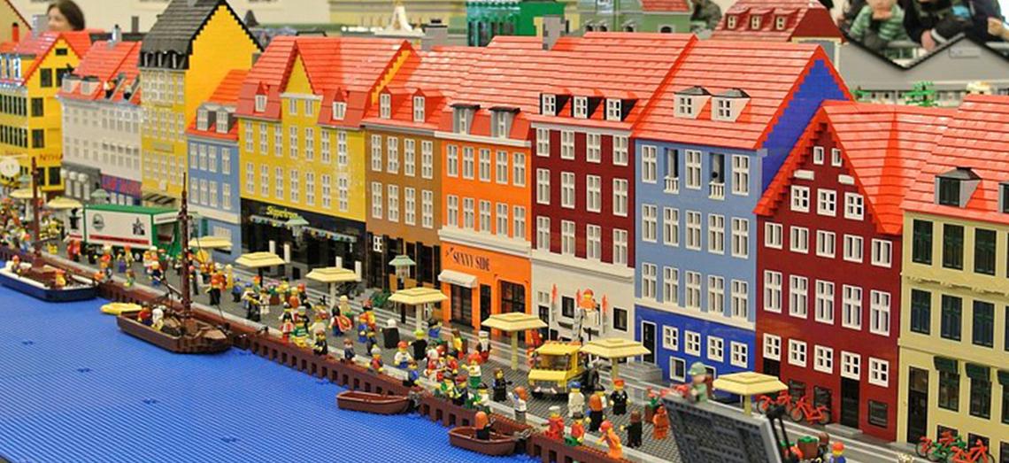 Lego-World in Jaarbeurs Utrecht